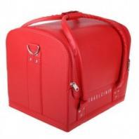 Geanta cosmetice beauty case matte- rosie