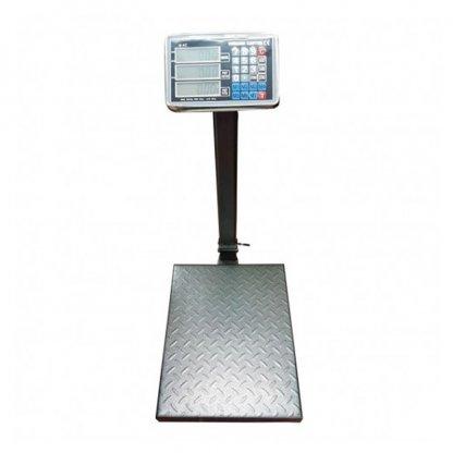 Cantar electronic cu afisaj dublu Lider, 350 kg, platforma 40 x 50 cm