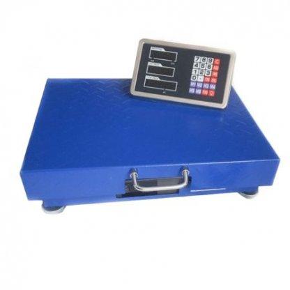 Cantar electronic Wi-Fi tip valiza Lider, 350 kg, platforma 40 x 50 cm
