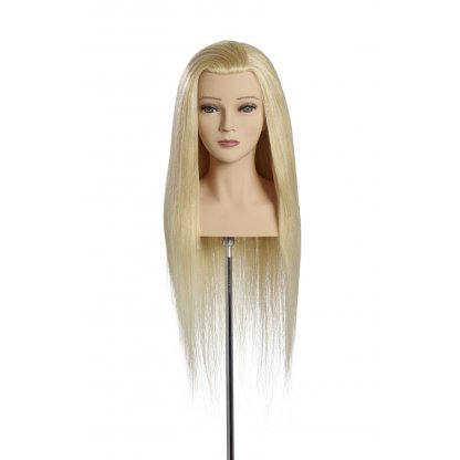 Cap Manechin Competition LUNA OMC, 60cm, Par Natural, Blond