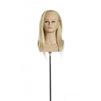 Cap Manechin Competition KERSTIN OMC, 35cm, Par Natural,Blond