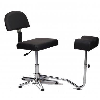 Suport pedichiură cu scaun