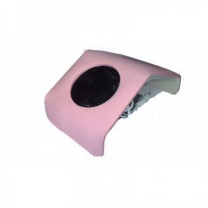 Aspirator praf unghii roz - model mic