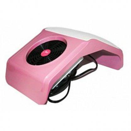 Aspirator praf unghii pink, model mic