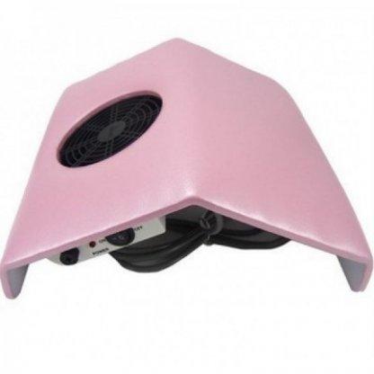 Aspirator praf unghii roz, model mare