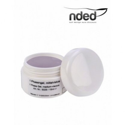 Gel UV Nded monofazic - 15 ml