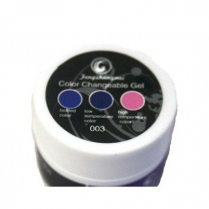 Gel uv cameleon temperatura - 003