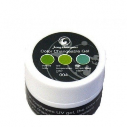Gel uv cameleon temperatura - 004