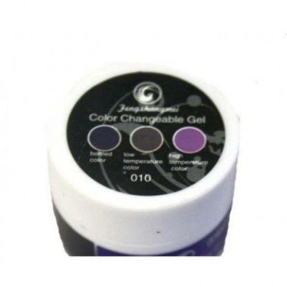 Gel uv cameleon temperatura - 010