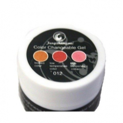 Gel uv cameleon temperatura - 012