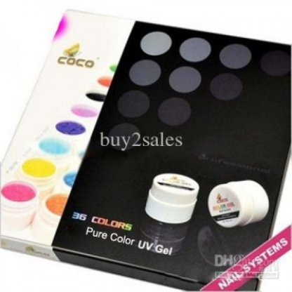 Geluri UV Colorate