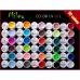 Geluri color Miley - set 30 culori