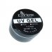 Gel UV EzFlow -15g (clear, pink, white)