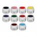 Gel UV Color NDED Germnia - Set 10 Bucati