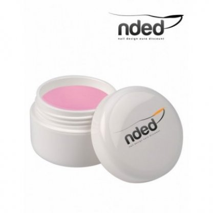 Gel uv constructie light pink nded - 5ml