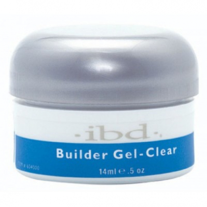 Gel uv constructie ibd builder clear - 14g