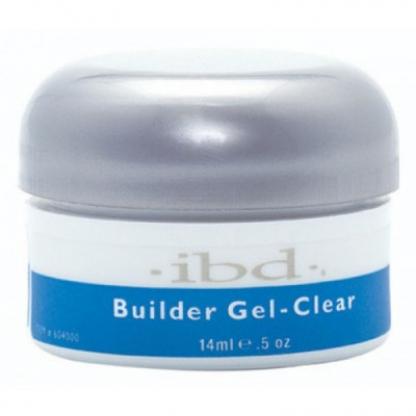 Gel uv constructie ibd builder clear - 14g