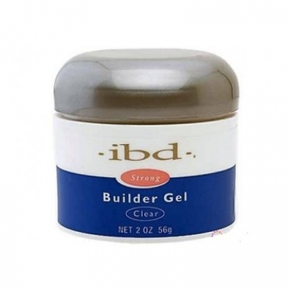 Gel uv constructie ibd builder clear - 50g