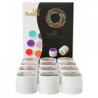 Gel Uv Color NEON - set 12 nuante