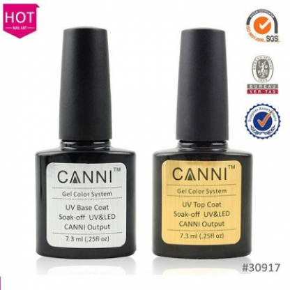 Top coat soak off canni