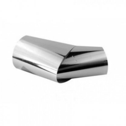 Folie de transfer unghii argintiu