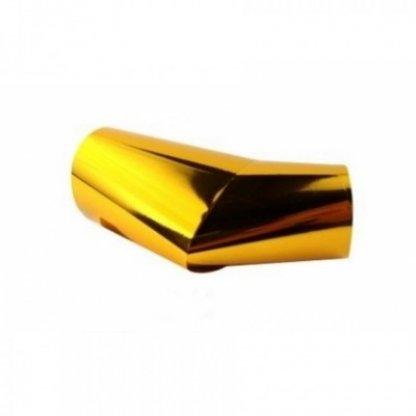 Folie de transfer unghii auriu