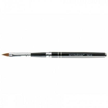Pensula pentru acryl din par kolinsky negru