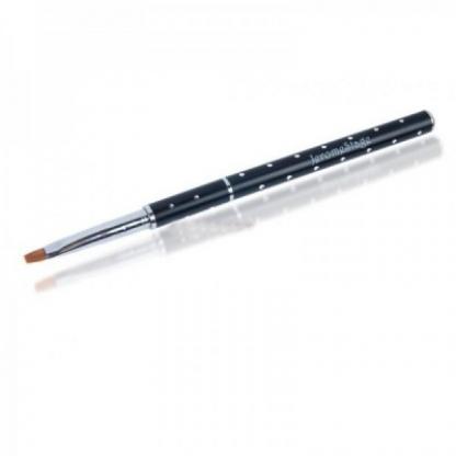 Pensula gel unghii nr 6 jeromestage, black