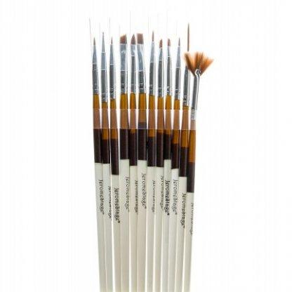 Set 12 pensule unghii jeromestage