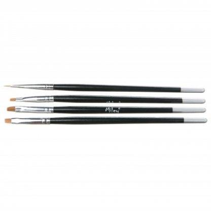 Set 4 pensule unghii miley
