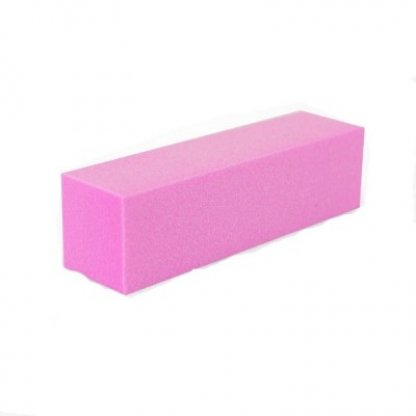 Buffer unghii roz - fin
