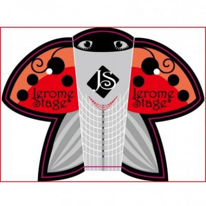 Sabloane unghii Buburuza - 500buc