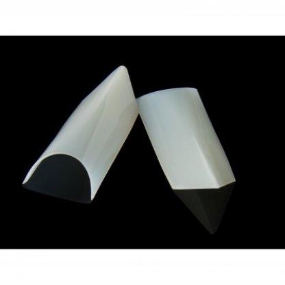 Tipsuri unghii edge natur - 100 buc