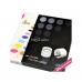 Gel Uv color COCO - set 36 buc