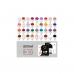 Geluri colorate Lila Rossa - set 36 bucati