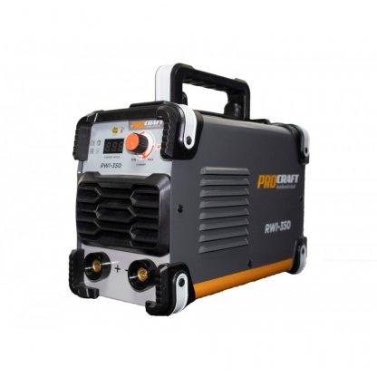 Invertor MMA Procraft RWI 350, Industrial, Tranzistori IGBT + Masca