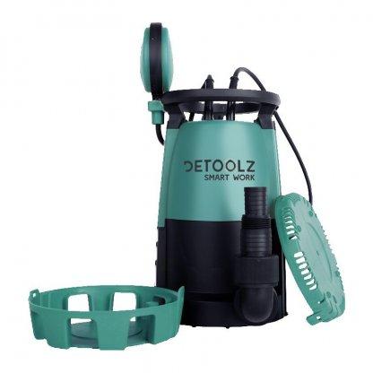 Pompa submersibila apa curata/murdara 3in1 400W DEETOOLZ