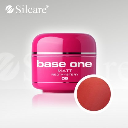Gel color MATT Base One- 5g (7 nuante)