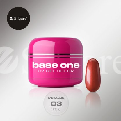 Gel color Base One Metalic 5g
