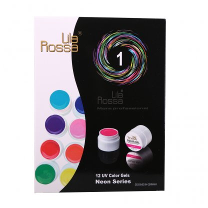 Gel color Neon set 12