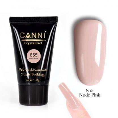 Polygel Canni Nude Pink 45g