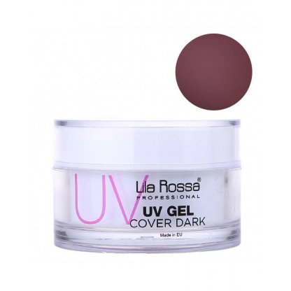 Gel UV constructie Cover Dark 50g