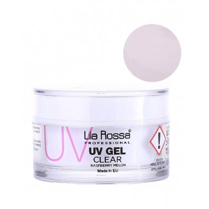 Gel UV constructie Raspberry Melon 50g