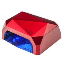 Lampa UV diamond red 36W