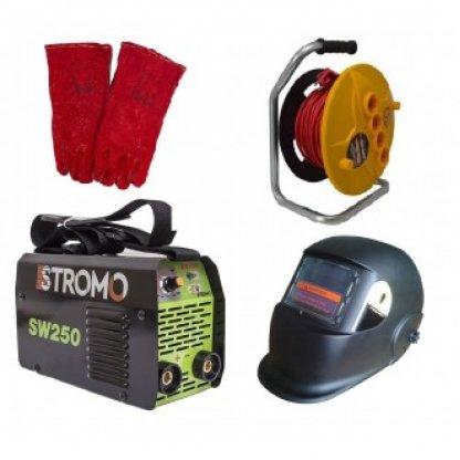 Aparat sudura- Invertor Stromo 250A+ 11 Acc.