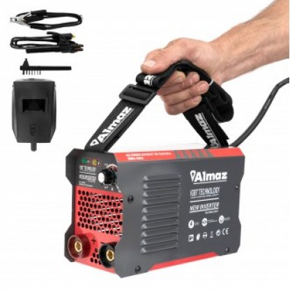 Aparat sudura- Invertor Almaz 250A+ 6 Acc.