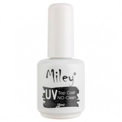 Top coat pentru gel  Miley fara degresare 15ml