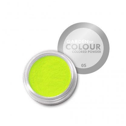 Pudra acrilica Yellow Neon 4g