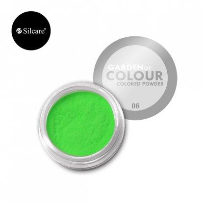 Pudra acrilica Green Neon 4g