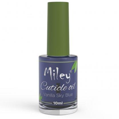Ulei cuticule Miley 10ml Vanilla Sky Blue